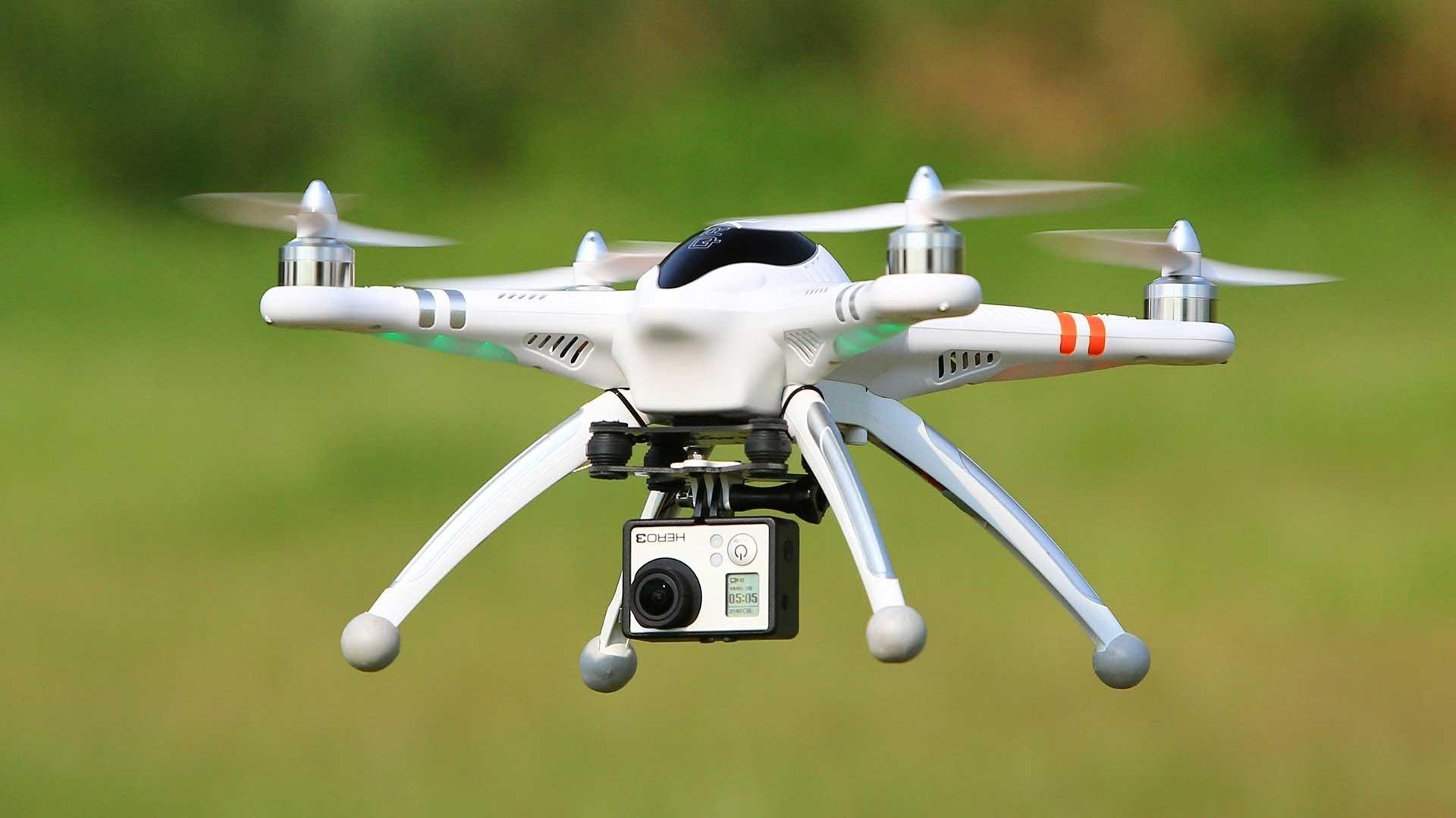 Türkiye Dron Yarışları Başladı